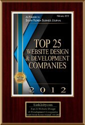 2012 Top 25 Website Design Development Companies