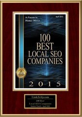 2015 100 Best Local SEO Companies