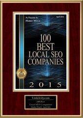 2015 100 Best Local SEO Companies