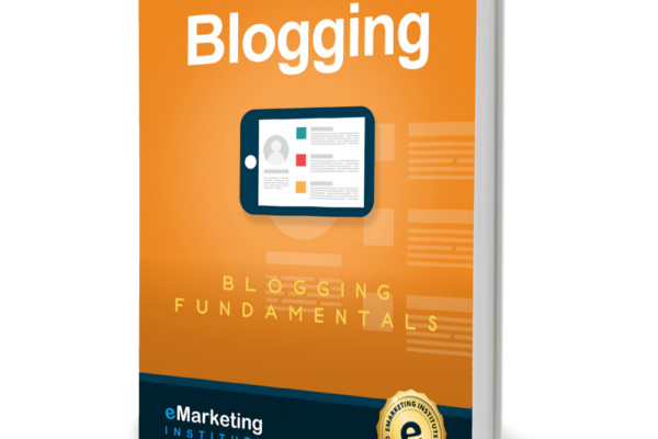 3D Blogging eMarketing Institute 1